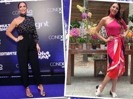 'Um ombro só' é hit entre famosas como Ivete Sangalo e Patricia Poeta. Quem mais curte a tendência?