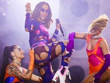 Anitta é a artista mais tuitada do Rock in Rio… Festival gerou mais de três milhões de menções nas redes
