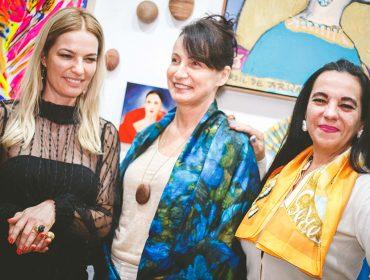 Silvia Camargo arma tributo para Tarsila do Amaral no Marakuthai