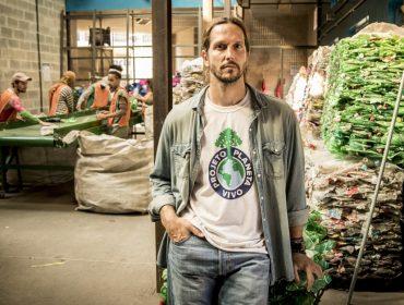 """Vladimir Brichta vai encarar personagem ambientalista em meio aos problemas reais: """"Ele está disposto a se colocar em risco por uma causa"""""""