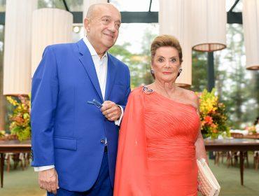 Armando Ceravolo comemorou seus 70 anos com festão na Fundação Maria Luisa e Oscar Americano