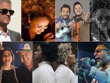 Muito jazz e programação para a família toda no Blue Note São Paulo. Vem ver!