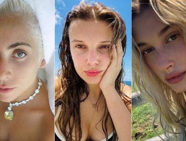 De cara lavada! Conheça 14 celebridades que são ainda mais bonitas sem maquiagem…