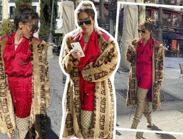 Look completo de Anitta para dar um rolezinho por Madri totaliza R$ 21 mil. Que tal?