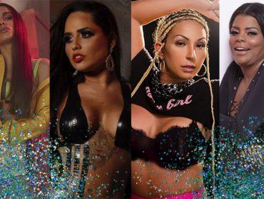 Anitta pede desculpas para Mc Carol, fãs brincam com a situação e a gente mostra as reais precursoras do funk no Brasil