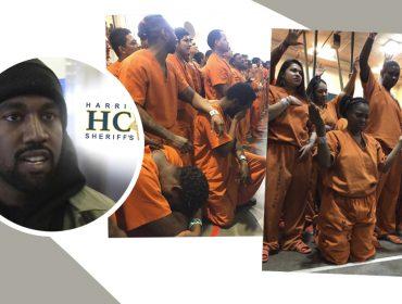 Kanye West leva seu Sunday Service para presídio no Texas e causa comoção entre os detentos