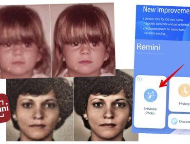 Conheça o Remini, app que promete dar um up em fotos antigas. Glamurama explica!