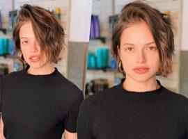 """Agatha Moreira escolhe cabeleireiro das celebs para mudar de visual: """"Exorcizei a Josiane"""""""
