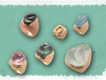 Desejo do Dia: as joias – e especialmente os anéis – da coleção de Burle Marx