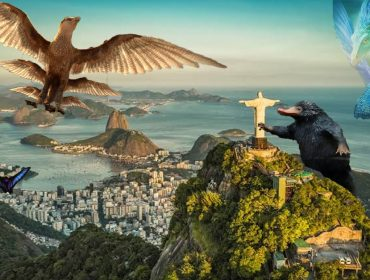 """Rio de Janeiro de 1930 será o cenário do terceiro filme de """"Animais Fantásticos e Onde Habitam"""""""