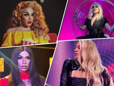 """Documentário """"Tombadoras"""" vai revelar a intimidade da nova geração de cantoras drag queens brasileiras"""