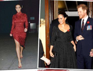 Kim Kardashian se identifica com Meghan Markle e Príncipe Harry quando o assunto é… privacidade