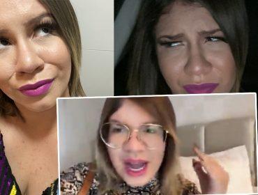 No Twitter, Marília Mendonça mostra antes e depois de seu nariz durante a gravidez e diverte seguidores