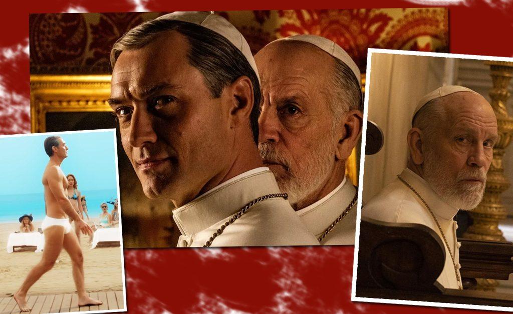 Contagem regressiva para a estreia de The New Pope, que chega com John Malkovich e já tem data de estreia - Glamurama
