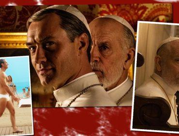 Contagem regressiva para a estreia de 'The New Pope', que chega com John Malkovich e já tem data de estreia