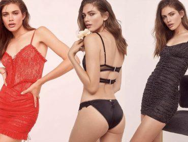 Em fase de reposicionamento de imagem, a Victoria's Secret divulga fotos da brasileira trans Valentina Sampaio