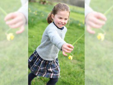 PrincesaCharlotte ganha bola usada no netball e pode seguir os passos da mãe, Kate Middleton. Mas, que jogo é esse?