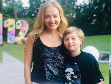 Benício, filho de Angélica e Luciano Huck, completa 12 anos com festa e homenagem dos pais