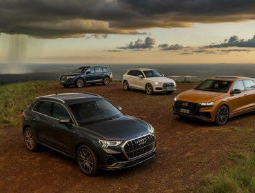 A PODER entrega tudo o que rolou na avant-première da Audi na Chapada dos Guimarães