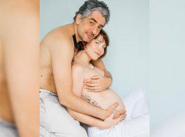 Nasceu! Letícia Colin deu à luz seu primeiro filho, Uri, de parto normal, na manhã dessa quinta-feira