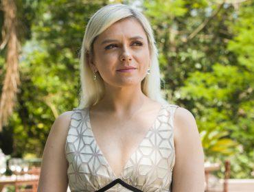 Monica Iozzi se emociona ao se despedir de Kim, sua personagem em 'A Dona do Pedaço'
