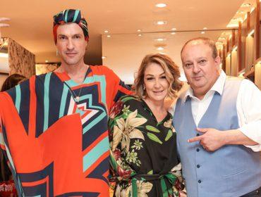 Scarf Me lança parceria com o diretor criativo Dudu Bertholini