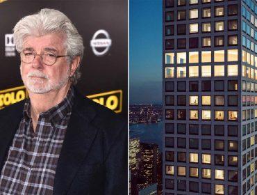 George Lucas paga mais de R$ 112 mi por apê no prédio residencial mais alto do hemisfério ocidental