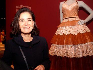 """Inauguração da mostra """"Vestindo o Tempo – 70 Anos de Moda Italiana"""" no Instituto Tomie Ohtake"""