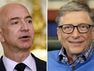 Bill Gates ultrapassa Jeff Bezos e volta a ser o homem mais rico do mundo. E a mulher mais rica é…