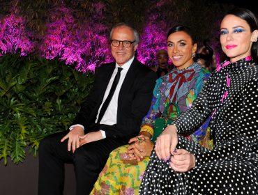 Celebs marcam presença na 24ª edição do Prêmio Avon de Maquiagem