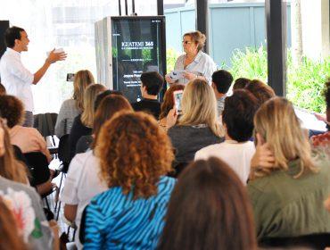 Joyce Pascowitch comanda primeiro talk no Studio 365 do Iguatemi São Paulo