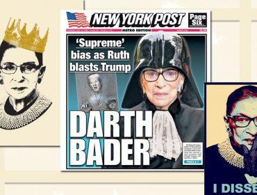 Toga Pop: Quem é Ruth Bader Ginsburg, juíza da Suprema Corte americana que aos 86 anos virou fenômeno midiático?