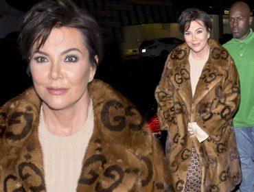 De bolsa de R$ 70 mil a casaco de pele de mais de R$ 200 mil, Kris Jenner coloca à venda peças de seu closet