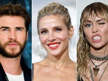 """Ex-cunhada de Miley Cyrus, Elsa Pataky """"cutuca"""" a cantora: """"O Liam merece alguém melhor"""""""
