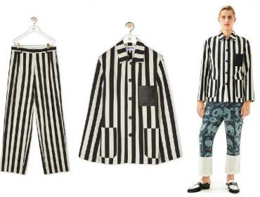 Marca cria polêmica ao lançar coleção que lembra o uniforme usado por presos em campos de concentração