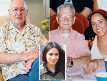 """Família volta a atacar e tio de Meghan Markle detona a duquesa: """"Ela é uma 'prima donna' e tem nariz empinado"""""""