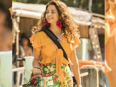 Será que o namoro com Lan Lan inspira Nanda Costa a se aventurar na música? A atriz responde!