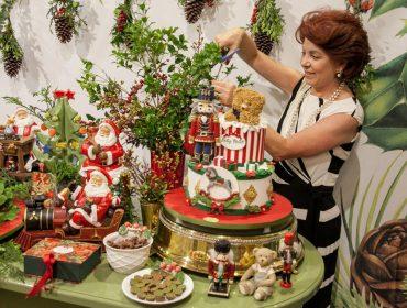 Em clima de Natal, ELLA ARTS arma evento de lançamento de peças inéditas para o décor da época