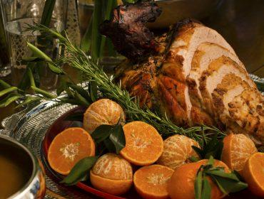 Menu de Natal do Buffet Charlô é a pedida para uma ceia deliciosa e sem preocupação
