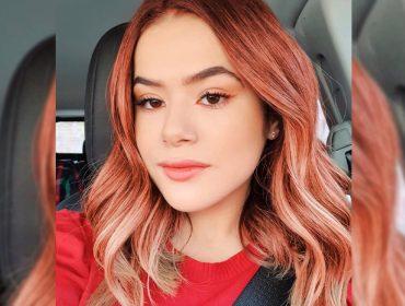Maísa radicalizou e pintou o cabelo de rosa? Saiba o que tem passado pela cabeça da apresentadora