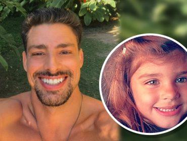 Dedicação total a você… Cauã Reymond revela período sabático para cuidar da filha Sofia