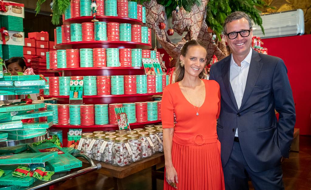 Christmas Isa Suplicy and Co. apresenta delícias de Natal no Jockey Club