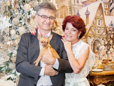 Ella Arts encanta glamurettes com apresentação da coleção de Natal