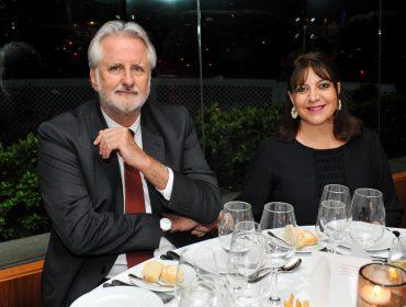 Credipaz celebra 10 anos com jantar no Terraço Itália em São Paulo
