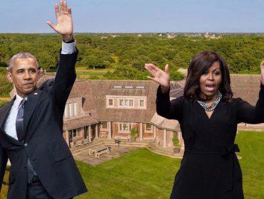Michelle e Barack Obama finalizam compra de casa de praia com desconto milionário