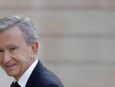 """Por alguns minutos dessa terça, o """"rei do luxo"""" Bernard Arnault foi o homem mais rico do mundo"""