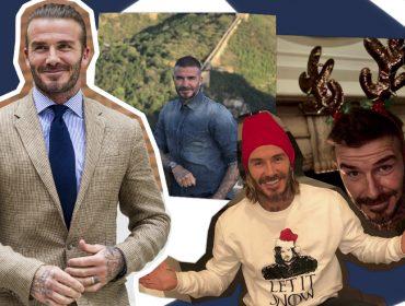 David Beckham é a celebridade britânica mais bem paga no Instagram e ganha cerca de R$ 1,5 milhão por post. À lista!