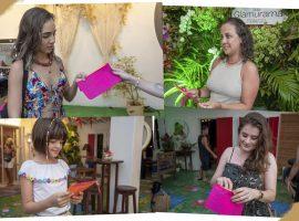 Para renovar o estoque biquínis, Calzedonia presenteia glamurettes com vouchers de desconto no nosso QG em Trancoso