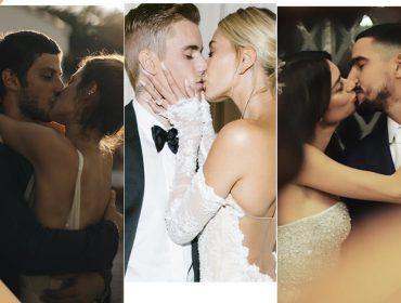 Em 2019 vários casais disseram 'sim' nos mais diferentes tipos de cerimônia. Vale a pena ver de novo!