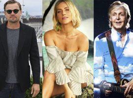 De Leonardo Di Caprio a Giovanna Ewbank…Quem são os famosos que não comem carne?
